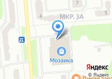 Компания «Ионесси» на карте
