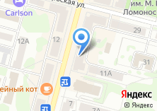 Компания «Обувной на Ленина» на карте