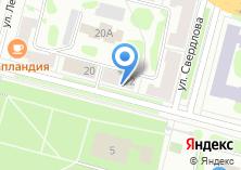 Компания «Общежитие ФГУП Горно-химический комбинат» на карте