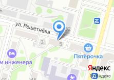 Компания «Расклейка» на карте
