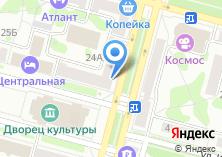 Компания «555 мелочей» на карте