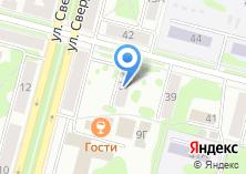 Компания «ИнструментСтройСервис» на карте