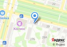 Компания «Магазин народного инструмента» на карте