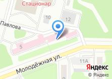Компания «Клиническая больница №51» на карте