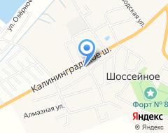 Компания Фетисов_39 на карте города