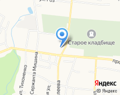 Компания SVMpro на карте города