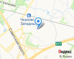 Компания СТАНДАРТПАРК на карте города