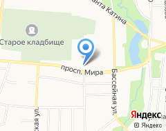 Компания Асмастер на карте города