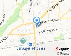 КомпанияДина на карте города