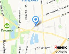 Компания ГлавДетали на карте города