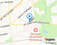 Компания АЛИТА на карте города