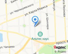 КомпанияЧайка на карте города