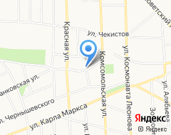 Компания БАЛТФИНСТРОЙ на карте города