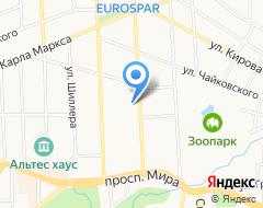 КомпанияЦентр медицинских осмотров на карте города