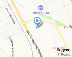 КомпанияГородская амбулатория на карте города