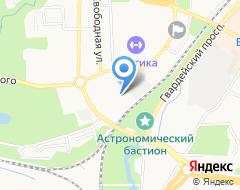 Компания ВигоПлюс на карте города