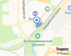 КомпанияОрандж-Транс на карте города