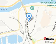 КомпанияАвтоСервис 58 на карте города