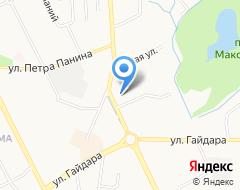 Компания LION СТРОЙ & ХОЗМАРКЕТ на карте города