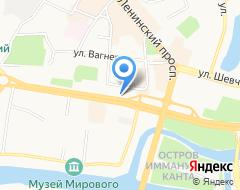 Компания Литовские двери на карте города