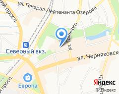 Компания ДомСтиль на карте города