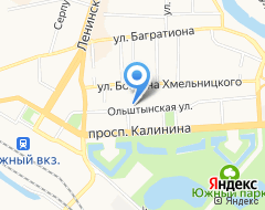 Компания ПРЕСТИЖ-СТРОЙСЕРВИС на карте города