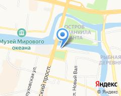 КомпанияХорошая поликлиника на карте города