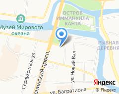 Компания Максик на карте города