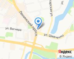 КомпанияКалининград на карте города