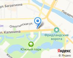 КомпанияБензопила сервисный центр на карте города