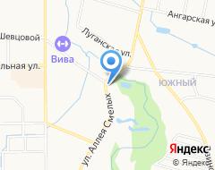 Компания Аллегро-Калининград на карте города