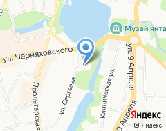 Компания Мастер-сервис на карте города