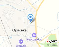 Компания Орловская основная общеобразовательная школа на карте города