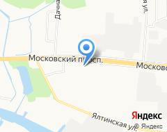 КомпанияТК-ЗАПАД на карте города