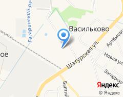 КомпанияГостиница на Шатурской на карте города
