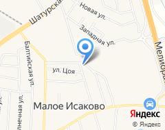 Компания КРАМОР на карте города