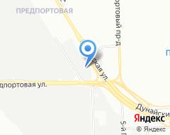 Компания ПИРГА-СЕРВИС на карте города