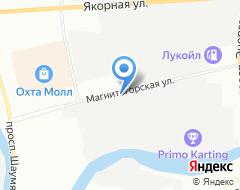 Компания ХИТ МОТОРС на карте города