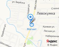 Компания Администрация Левокумского сельсовета на карте города