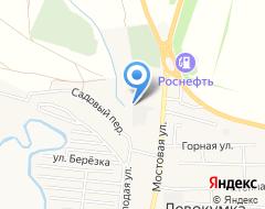 Компания Минераловодское дорожное ремонтно-строительное управление, ГУП на карте города