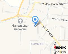 КомпанияГлавное бюро медико-социальной экспертизы по Республике Мордовия на карте города