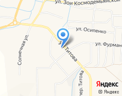 Компания НипочЁм на карте города