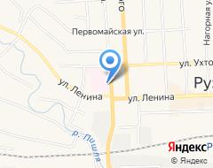КомпанияРЖД на карте города