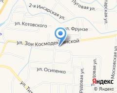Компания Средняя общеобразовательная школа №9 на карте города