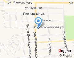 КомпанияАнастасия на карте города