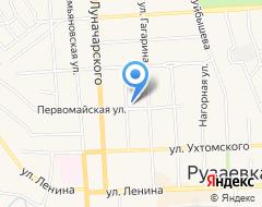 Компания Отдел судебных приставов по Рузаевскому району на карте города