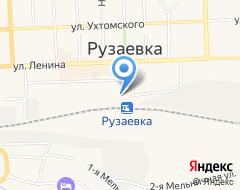 Компания Автовокзал на карте города