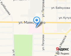 КомпанияРузаевская центральная районная больница на карте города