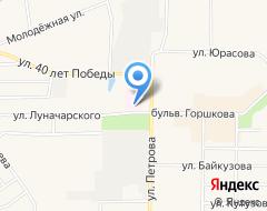 Компания Центр гигиены и эпидемиологии в Республике Мордовия в муниципальном округе Рузаевка на карте города