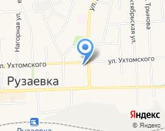 Компания Рузаевская межрайонная прокуратура на карте города